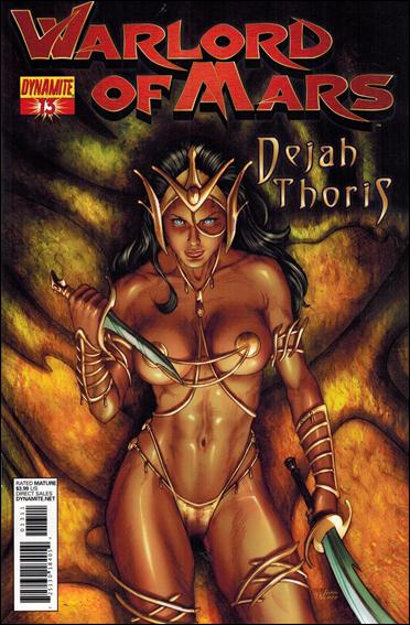 Warlord of Mars: Dejah Thoris 13-C by Dynamite Entertainment