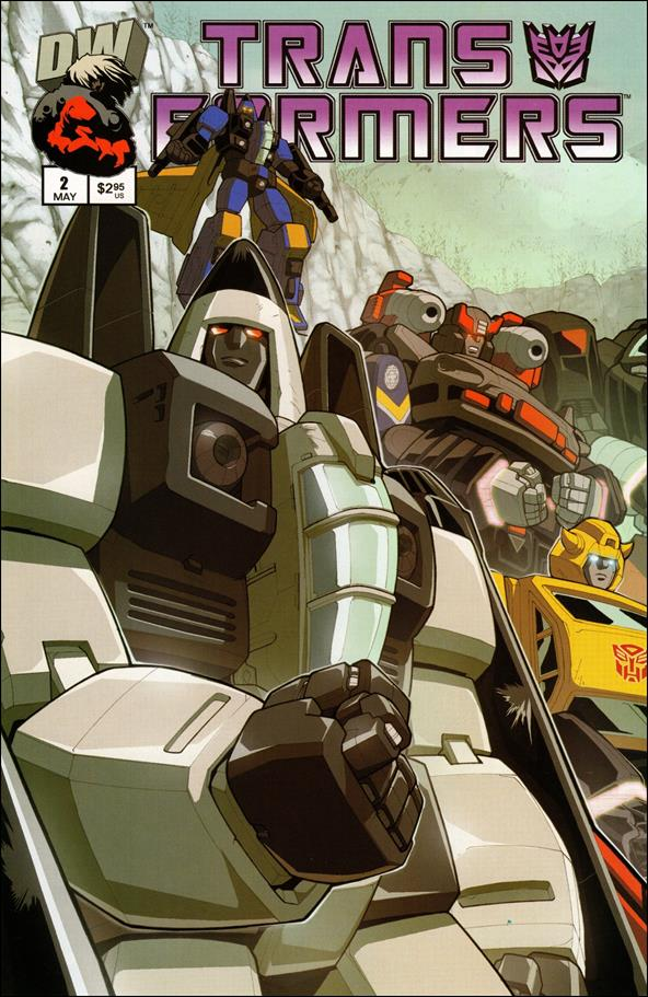 Transformers: Generation 1 (2003) 2-A by Dreamwave