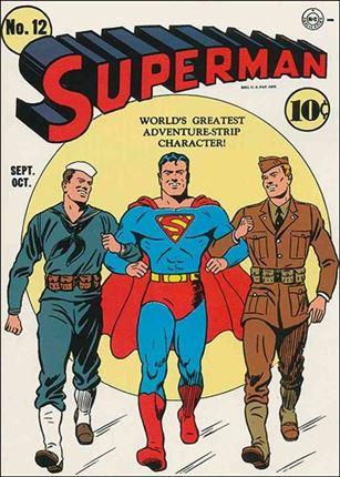 Superman (1939) 12-A