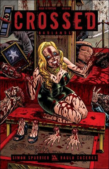 Crossed: Badlands 19-C by Avatar Press