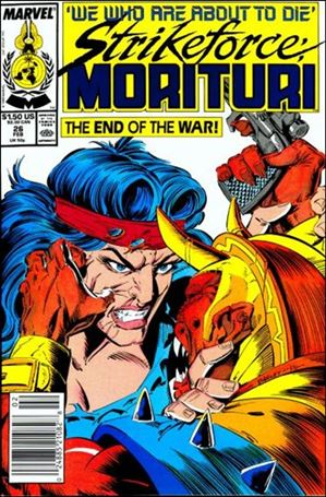 Strikeforce: Morituri 26-A