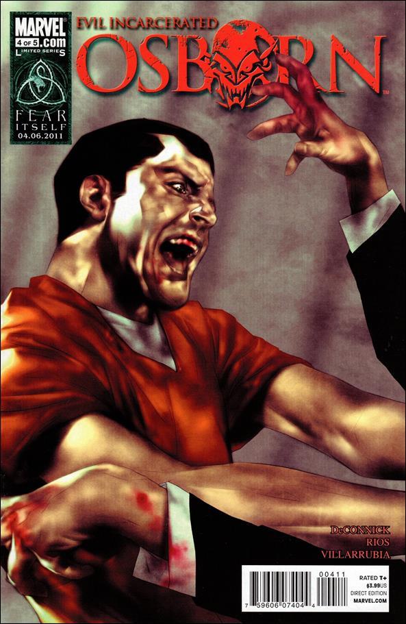 Osborn 4-A by Marvel