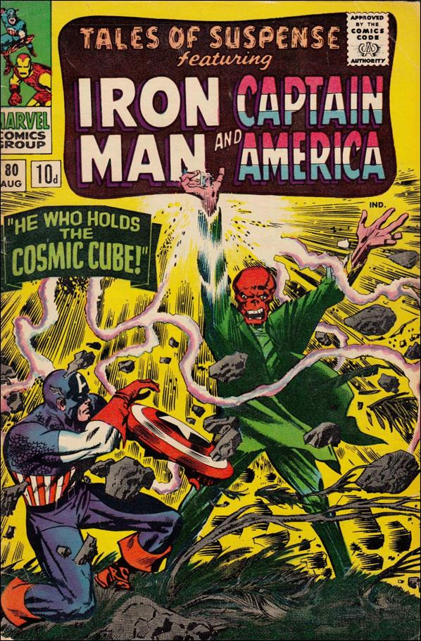 Tales of Suspense (1959) 80-B by Marvel