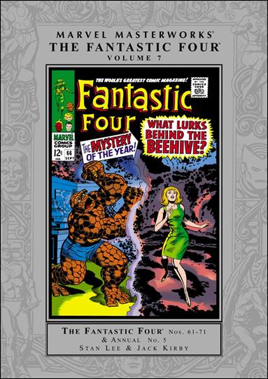 Marvel Masterworks: The Fantastic Four 7-C by Marvel
