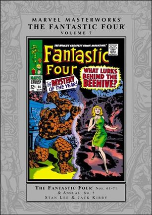 Marvel Masterworks: The Fantastic Four 7-C