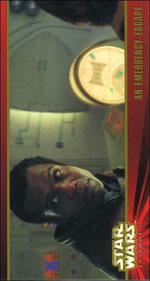 Star Wars: Episode I Widevision: Series 1 (Base Set) 19-A by Topps