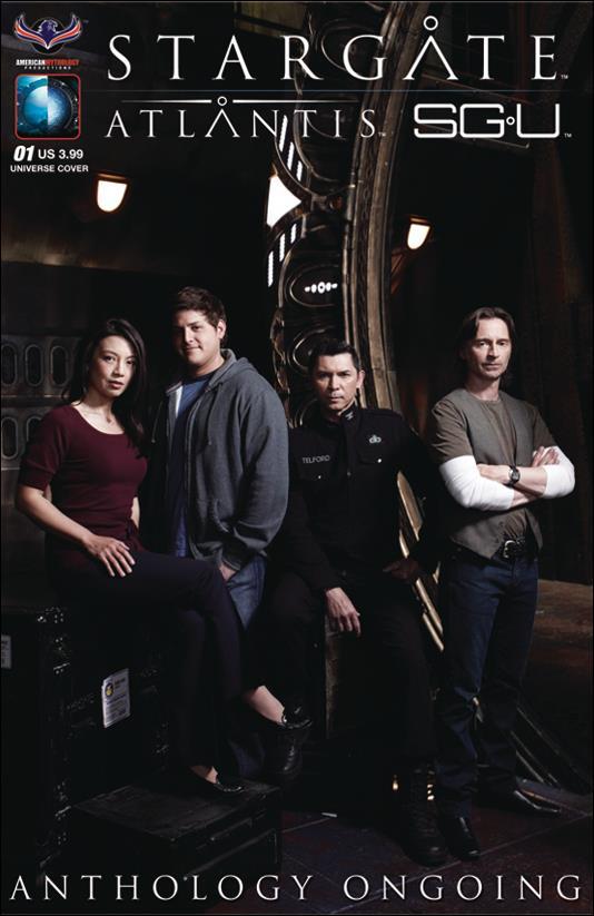 Stargate Atlantis Universe Anthology Ongoing 1-B by American Mythology