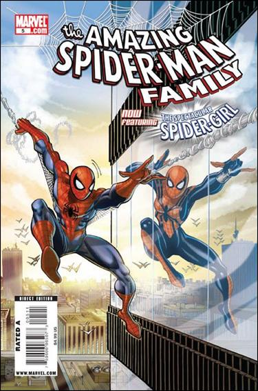Amazing Spider-Man Family 5-A by Marvel