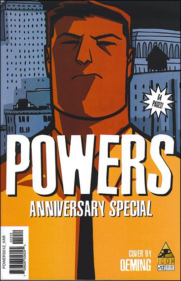 Powers (2004) 12-B by Icon