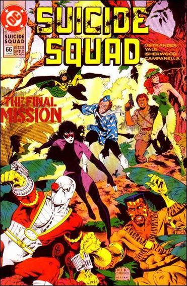 Suicide Squad (1987) 66-A by DC