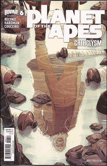 Planet of the Apes: Cataclysm 6-A by Boom! Studios