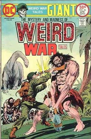Weird War Tales (1971) 36-A