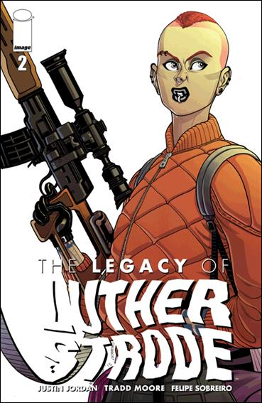 Legacy of Luther Strode 2-A by Image
