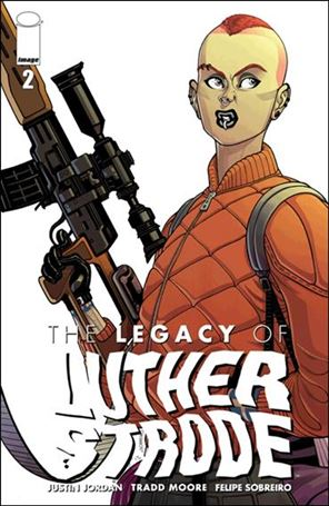 Legacy of Luther Strode 2-A