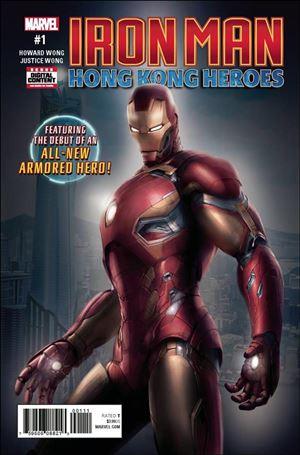 Iron Man: Hong Kong Heroes 1-A
