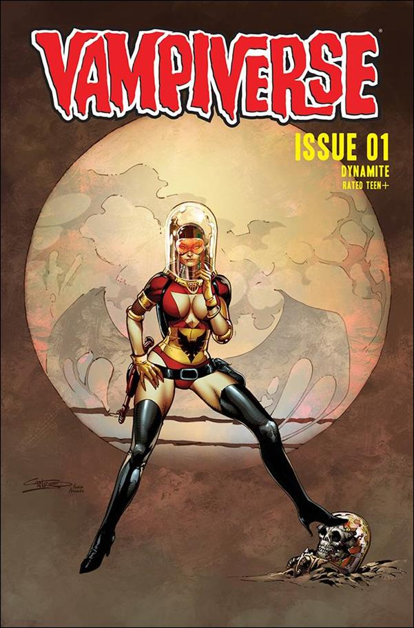 Vampiverse 1-H by Dynamite Entertainment