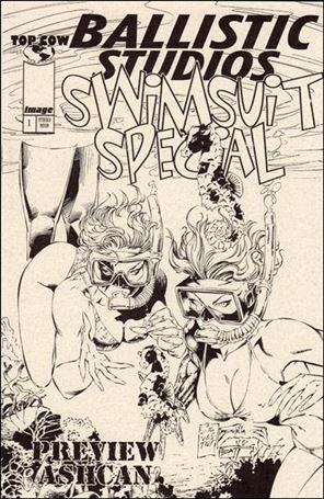 Ballistic Studios Swimsuit Special 1-C