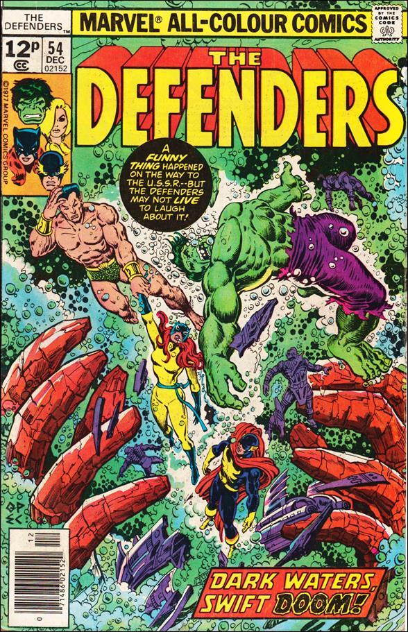 Defenders (1972) 54-B by Marvel