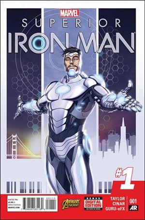 Superior Iron Man 1-A