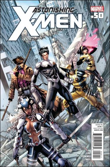 Astonishing X-Men (2004) 50-A by Marvel