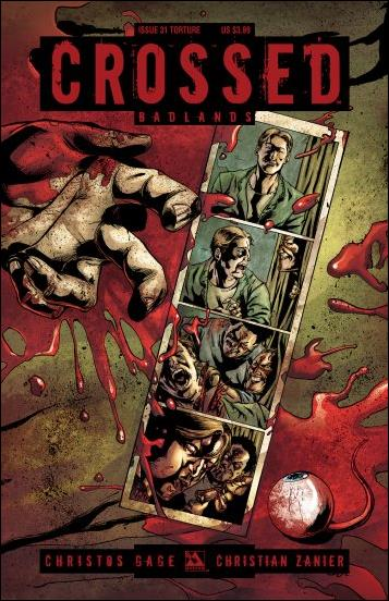 Crossed: Badlands 31-C by Avatar Press