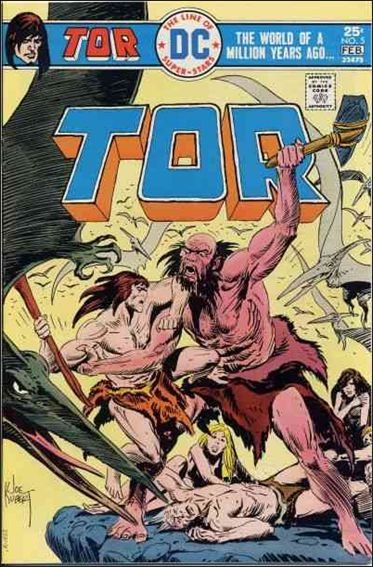 Tor (1975) 5-A by DC