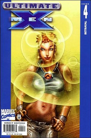 Ultimate X-Men (2000) 4-A