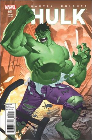 Marvel Knights: Hulk 1-B