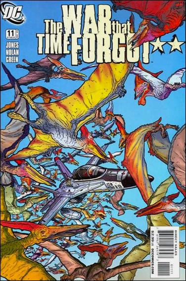 War That Time Forgot 11-A by DC