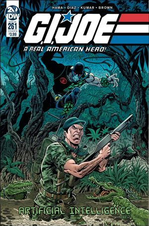 G.I. Joe: A Real American Hero 261-B