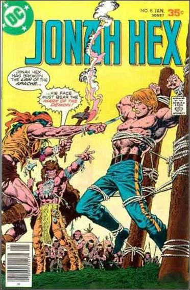 Jonah Hex (1977) 8-A by DC