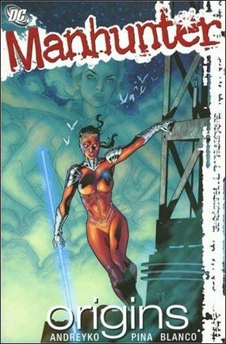 Manhunter 3-A by DC