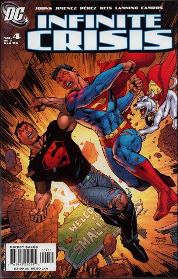 Infinite Crisis 4-A by DC
