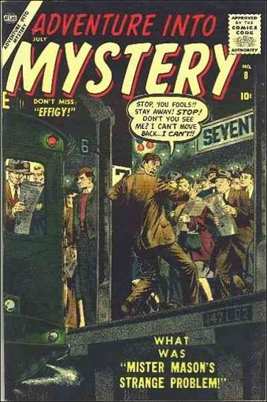 Adventure into Mystery 8-A by Atlas