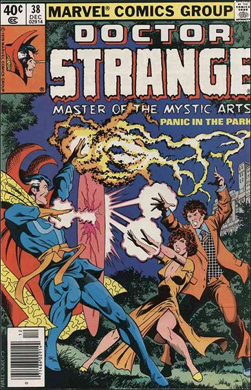 Doctor Strange (1974) 38-A by Marvel