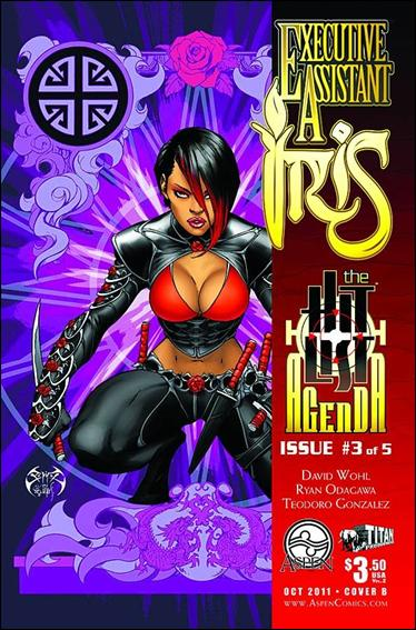 Executive Assistant: Iris (2011) 3-B by Aspen
