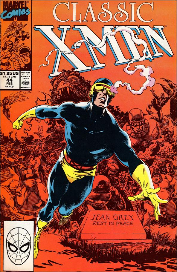 Classic X-Men 44-A by Marvel