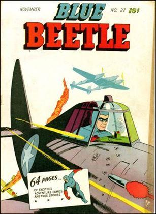 Blue Beetle (1939) 27-A