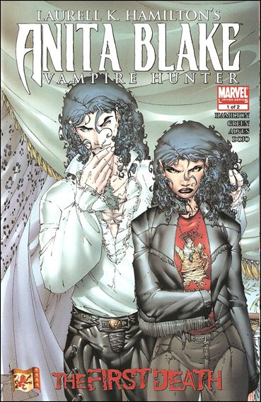 Laurell K. Hamilton's Anita Blake - Vampire Hunter: The First Death 1-A by Marvel