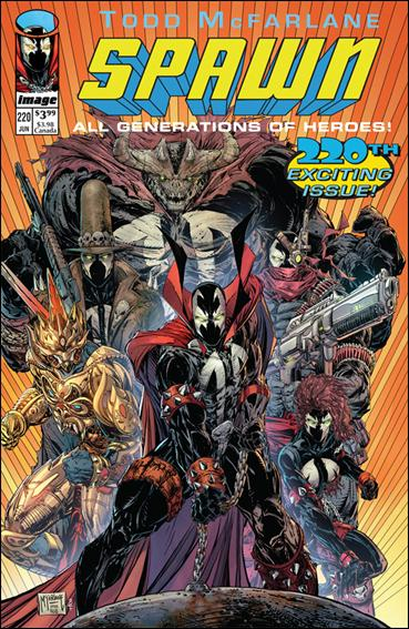 Spawn 220-C by Image