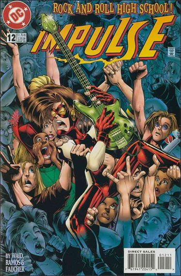 Impulse (1995) 12-A by DC