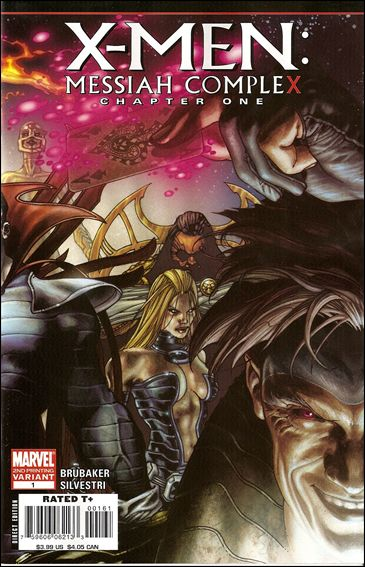 X-Men: Messiah Complex 1-E by Marvel