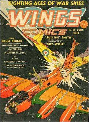 Wings Comics (1940) 10-A