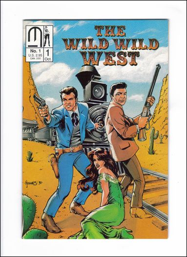 Wild, Wild West 1-A by Millennium
