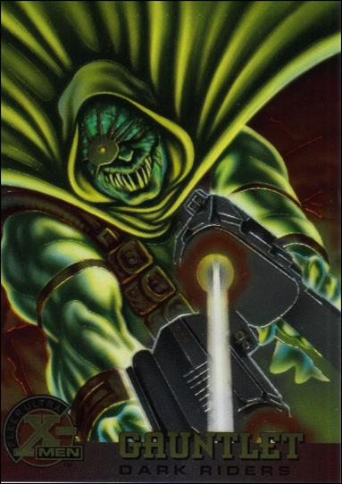1995 Fleer Ultra X-Men All Chromium (Base Set) 44-A by Fleer