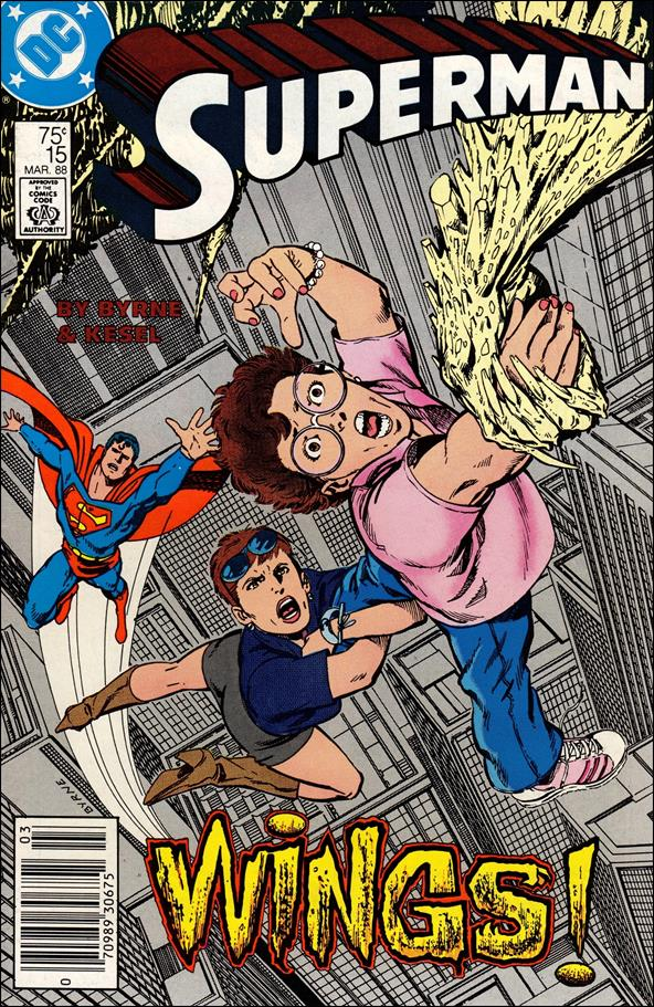 Superman (1987) 15-A by DC