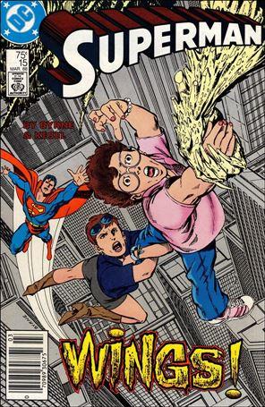 Superman (1987) 15-A