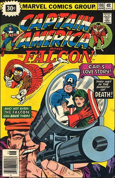 Captain America (1968) 198-B by Marvel