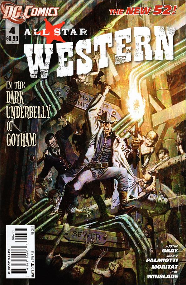 All Star Western (2011) 4-A by DC