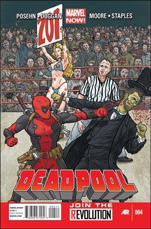 Deadpool (2013) 4-A